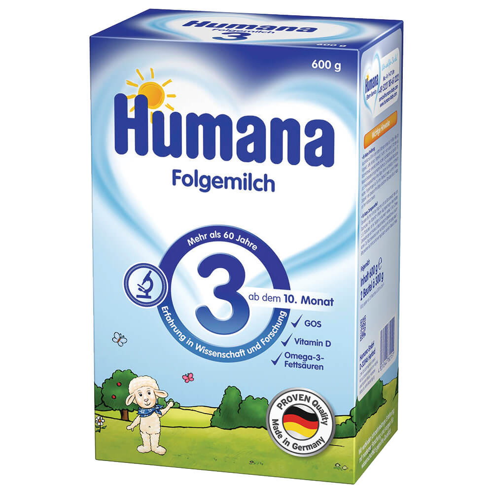 Humana 3, 600 г