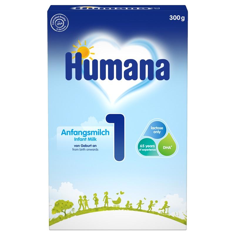 Humana 1, 300 г