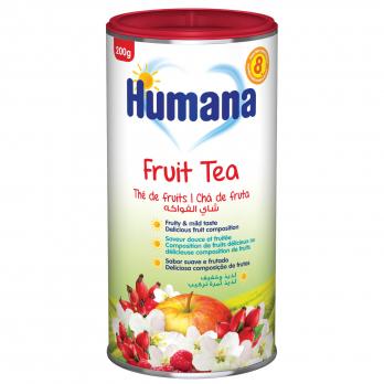 Чай Humana Фруктовый, 200 г (срок годности 05.12.2021)